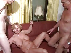 Dirty Granny Satifies To Old Cocks !