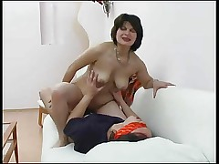 Russian Mature Christina 7 by snahbrandy