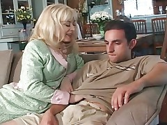 Lonely MILF Seduces Son's Friend - Cireman