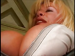 VERA - blonde mature 50+ with big boobs