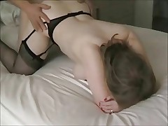 Amateur Mature Passionate Homemade Sex Tape