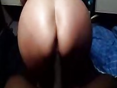This Sexy PAWG's pussy grabs mt BBC so good!