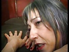 Mature love hard fuc ANAL 6..French Mom pussy with piercing